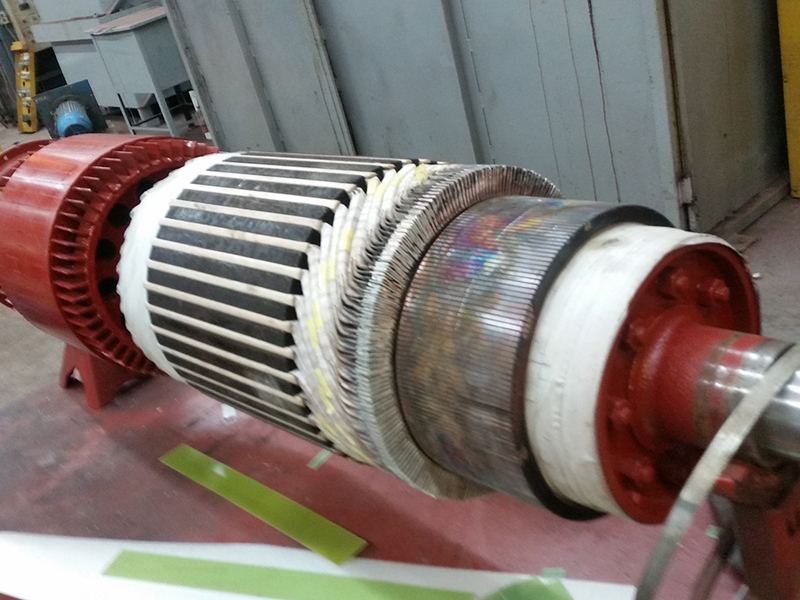 ACDC ROTOR