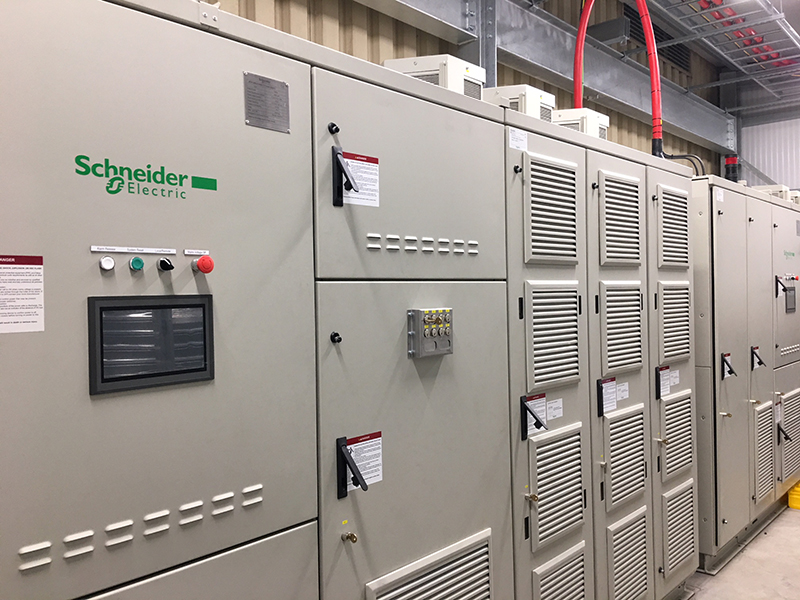 11kv variable speed drive install 3